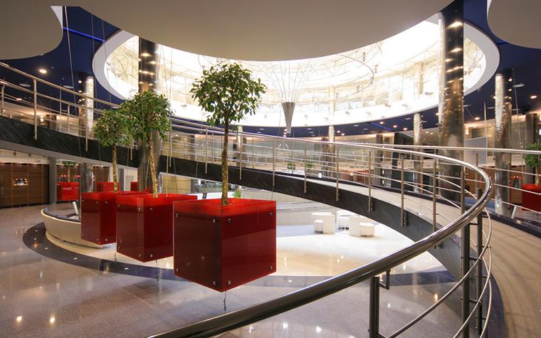 Дизайн офиса. офисы из проекта , фото №22743