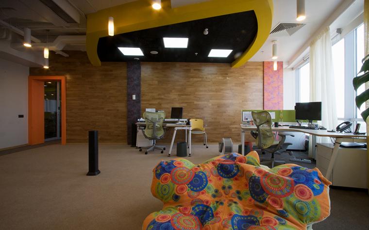 Дизайн офиса. офисы из проекта , фото №23749