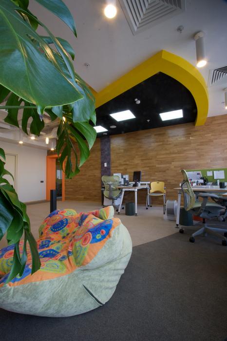 Дизайн офиса. офисы из проекта , фото №23750