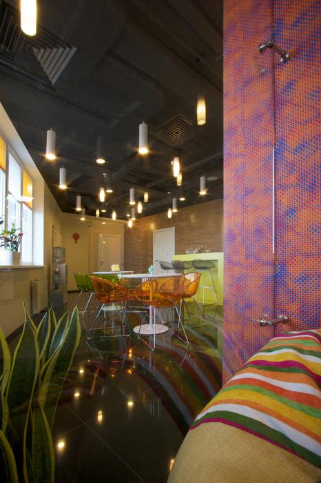 Дизайн офиса. офисы из проекта , фото №23751