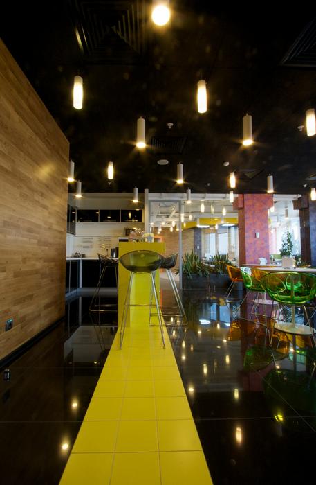 Дизайн офиса. офисы из проекта , фото №23752