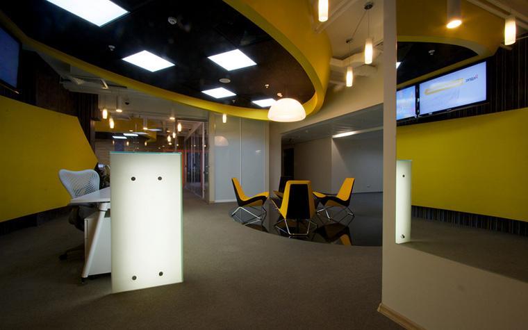 Дизайн офиса. офисы из проекта , фото №23754