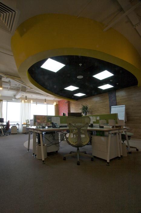 Дизайн офиса. офисы из проекта , фото №23744