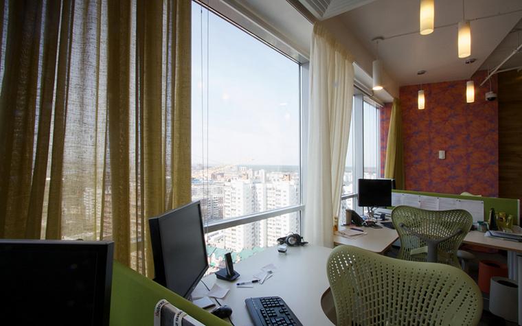 Дизайн офиса. офисы из проекта , фото №23746