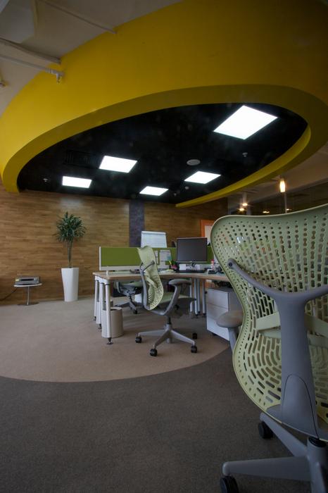 Дизайн офиса. офисы из проекта , фото №23747