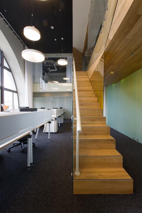Дизайн офиса. офисы из проекта , фото №24014