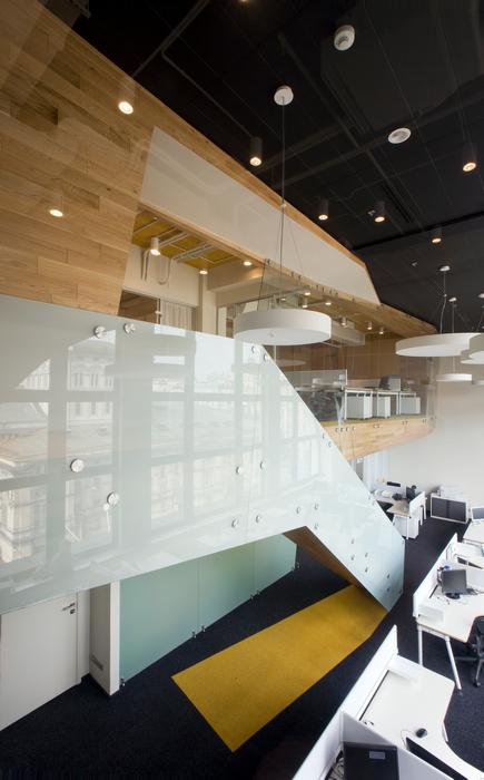 Дизайн офиса. офисы из проекта , фото №24022