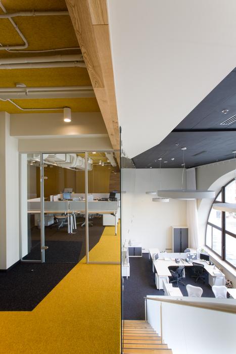 Дизайн офиса. офисы из проекта , фото №24023