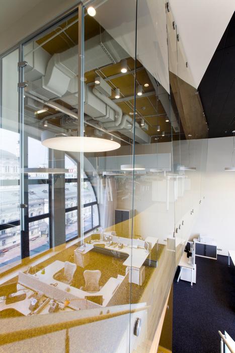 Дизайн офиса. офисы из проекта , фото №24024