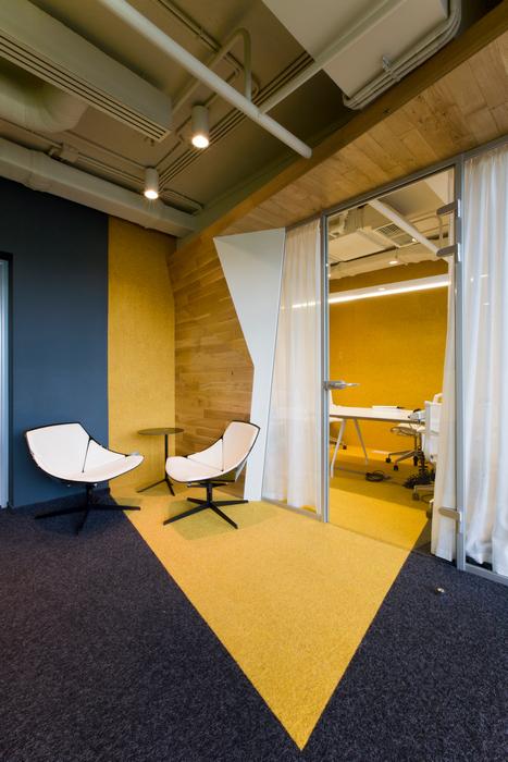 Дизайн офиса. офисы из проекта , фото №24025