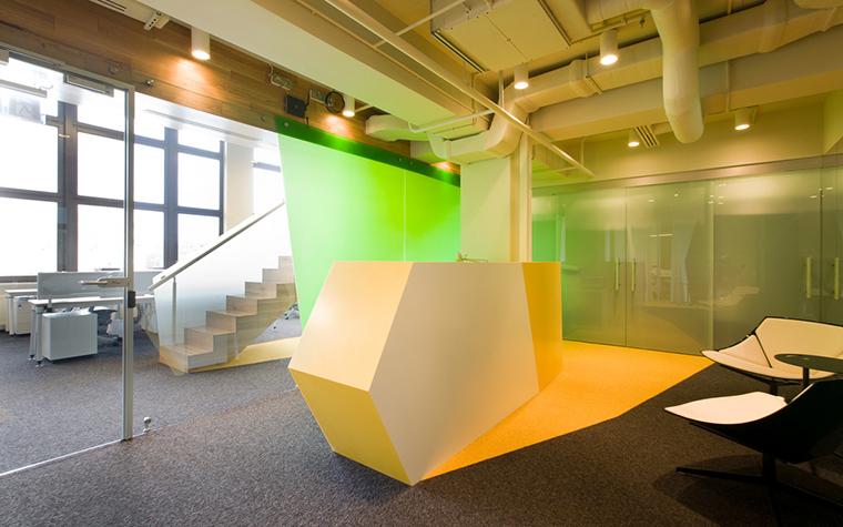 Дизайн офиса. офисы из проекта , фото №24026