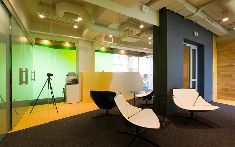 Дизайн офиса. офисы из проекта , фото №24027