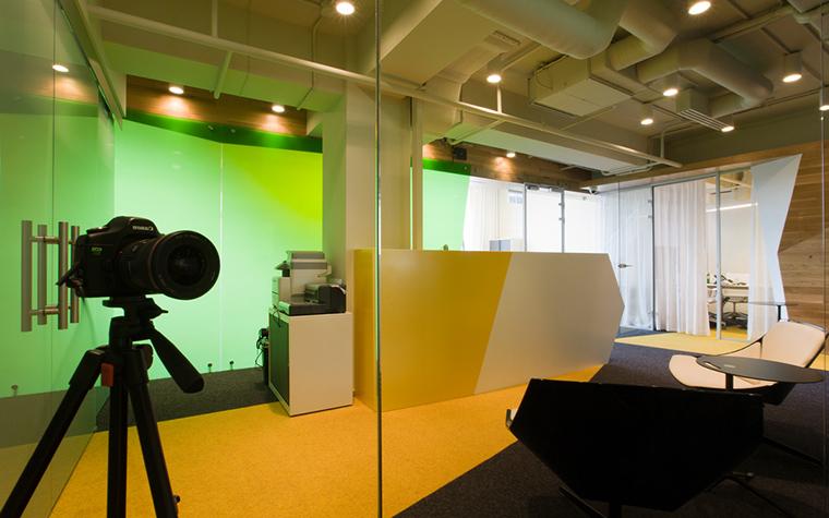 Дизайн офиса. офисы из проекта , фото №24028