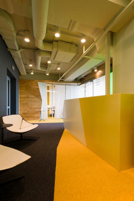Дизайн офиса. офисы из проекта , фото №24029