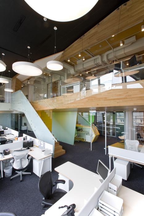 Дизайн офиса. офисы из проекта , фото №24016