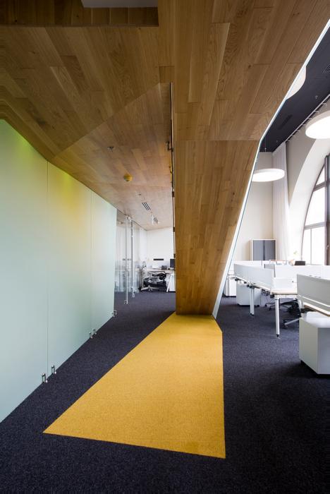 Дизайн офиса. офисы из проекта , фото №24018