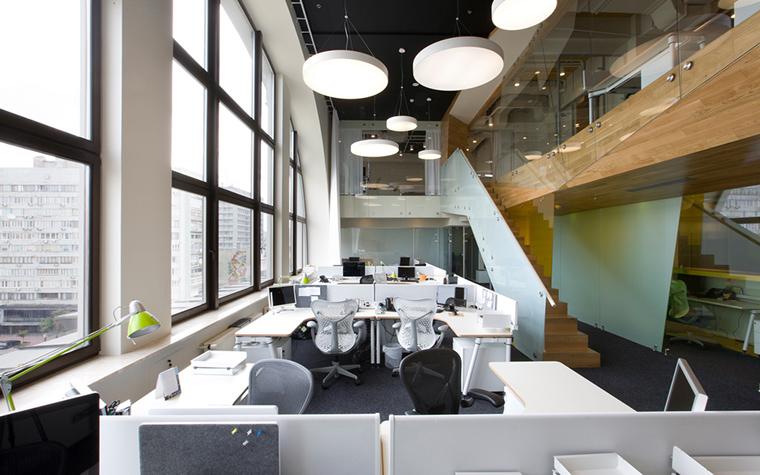Дизайн офиса. офисы из проекта , фото №24019