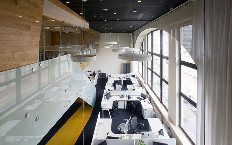 Дизайн офиса. офисы из проекта , фото №24020