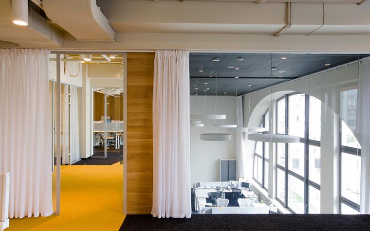 Дизайн офиса. офисы из проекта , фото №24021