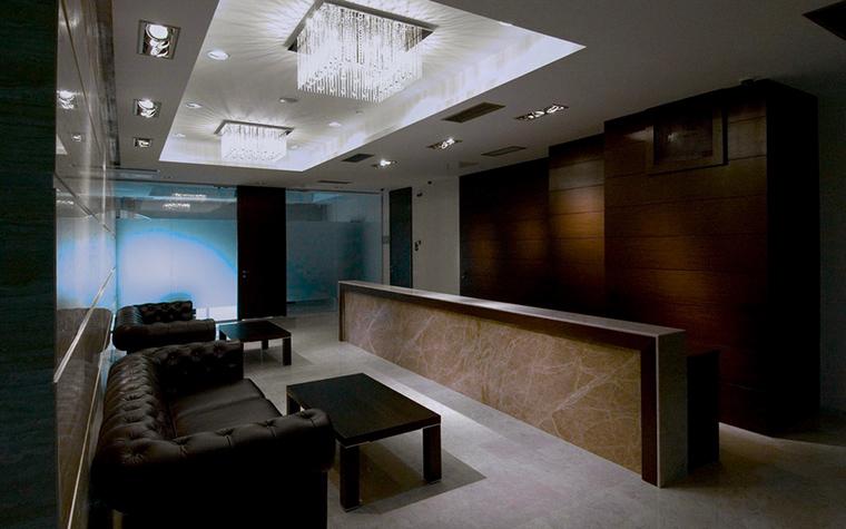 Дизайн офиса. офисы из проекта , фото №24444