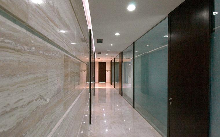 Дизайн офиса. офисы из проекта , фото №24454