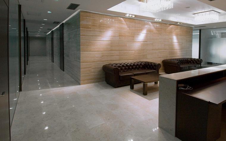 Дизайн офиса. офисы из проекта , фото №24455