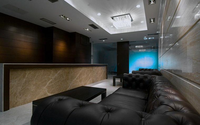 Дизайн офиса. офисы из проекта , фото №24458