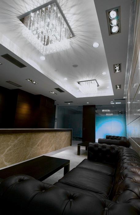 Дизайн офиса. офисы из проекта , фото №24459