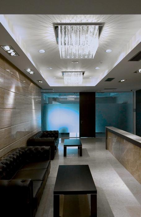 Дизайн офиса. офисы из проекта , фото №24445