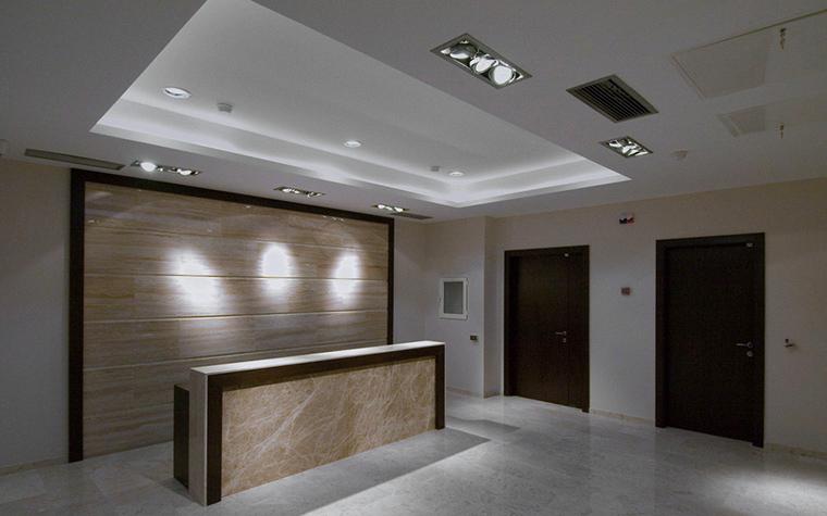 Дизайн офиса. офисы из проекта , фото №24450