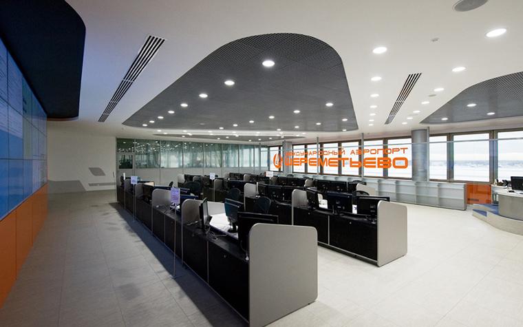 Дизайн офиса. офисы из проекта , фото №26144