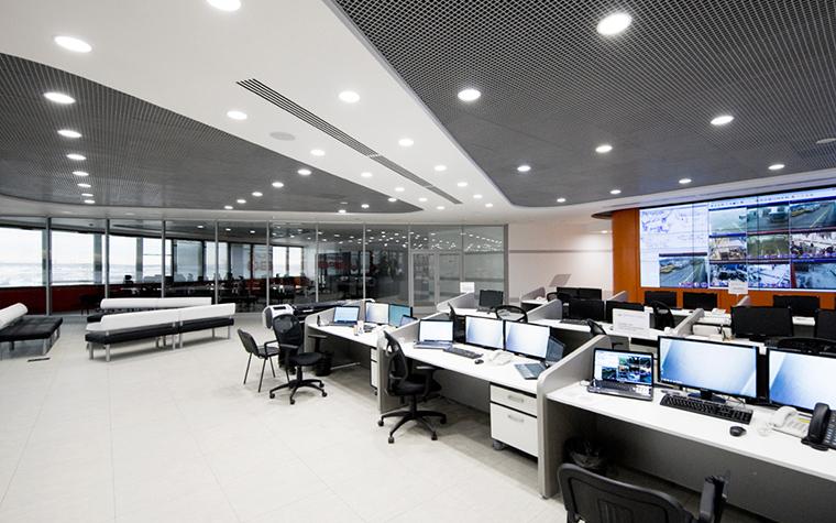 Дизайн офиса. офисы из проекта , фото №26154
