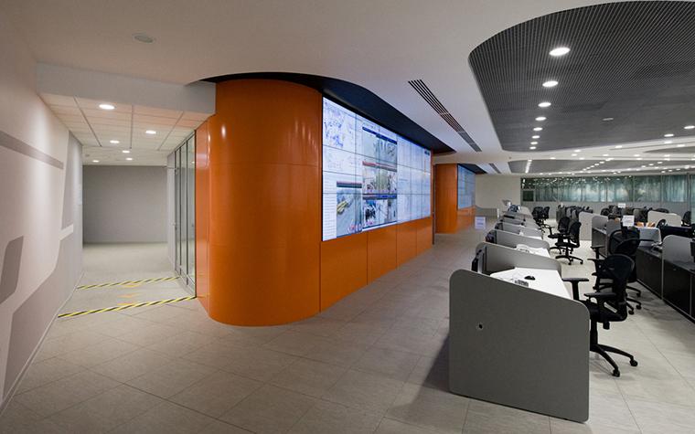 Дизайн офиса. офисы из проекта , фото №26155
