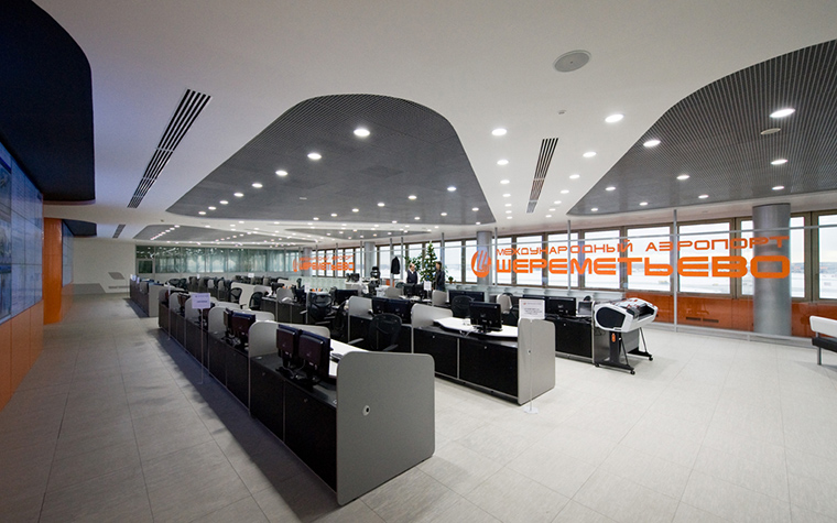 Дизайн офиса. офисы из проекта , фото №26156