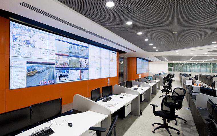 Дизайн офиса. офисы из проекта , фото №26158