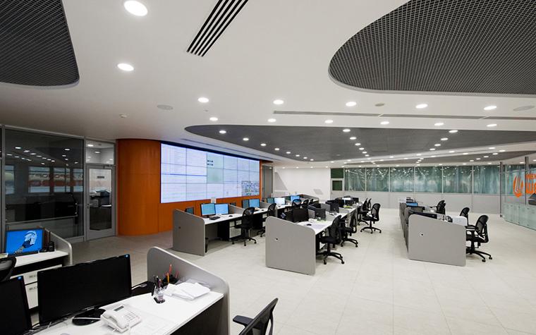 Дизайн офиса. офисы из проекта , фото №26159