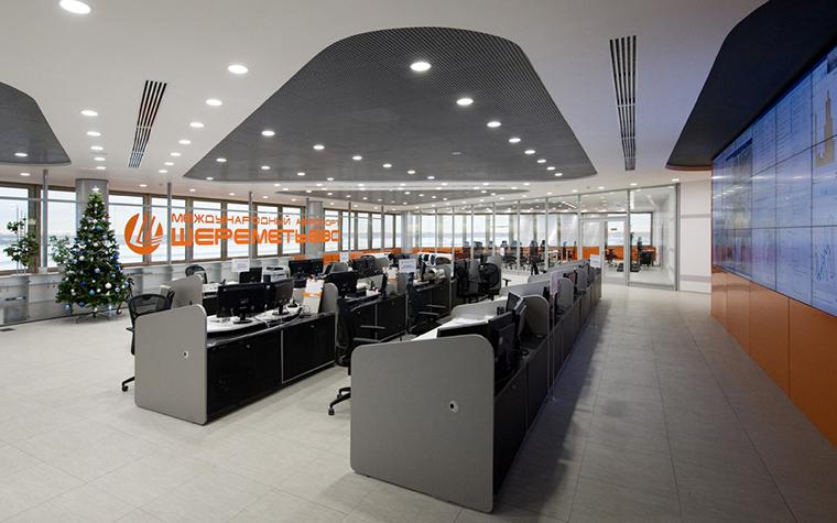 Дизайн офиса. офисы из проекта , фото №26160