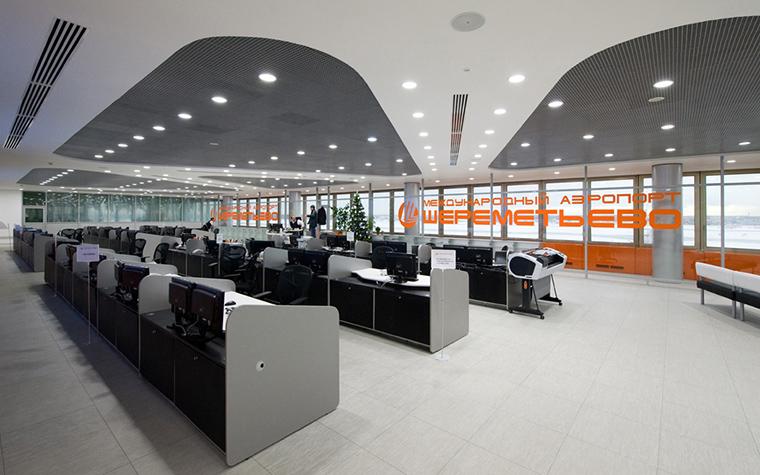 Дизайн офиса. офисы из проекта , фото №26161