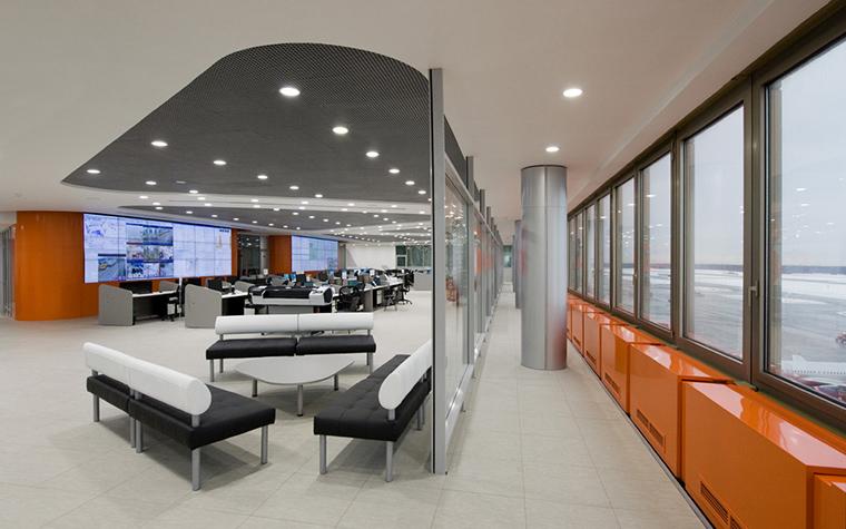 Дизайн офиса. офисы из проекта , фото №26162