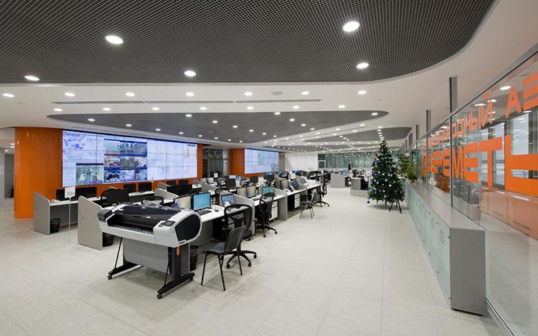 Дизайн офиса. офисы из проекта , фото №26164