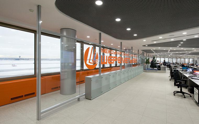 Дизайн офиса. офисы из проекта , фото №26165