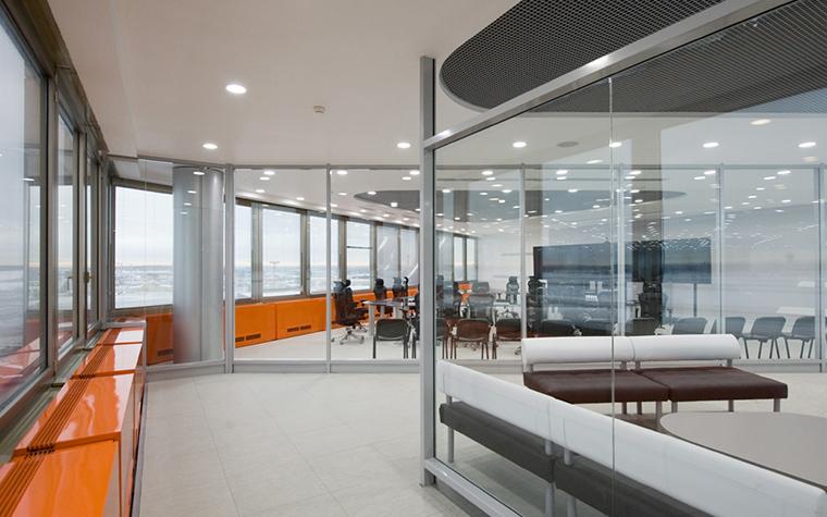 Дизайн офиса. офисы из проекта , фото №26168