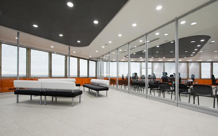 Дизайн офиса. офисы из проекта , фото №26170