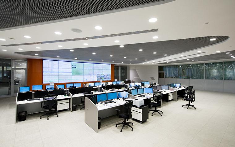 Дизайн офиса. офисы из проекта , фото №26147