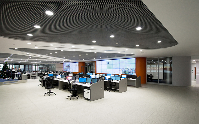 Дизайн офиса. офисы из проекта , фото №26148