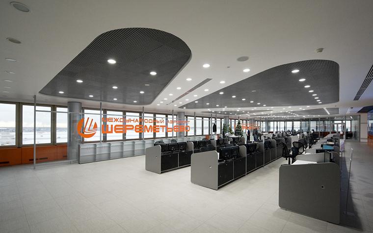 Дизайн офиса. офисы из проекта , фото №26150