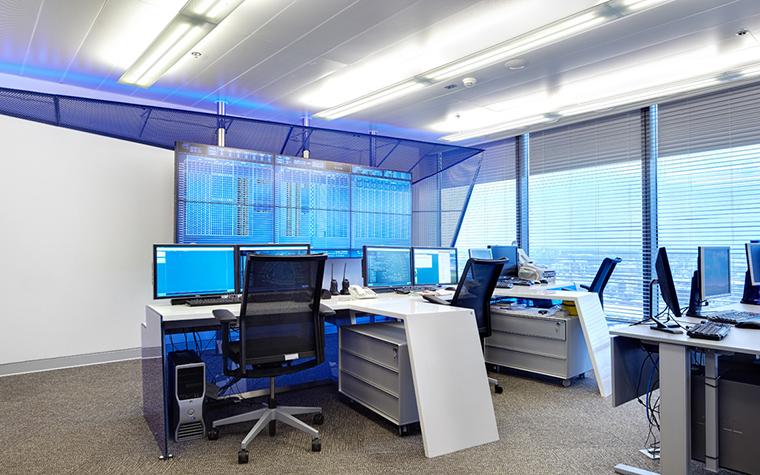 Дизайн офиса. офисы из проекта , фото №26463