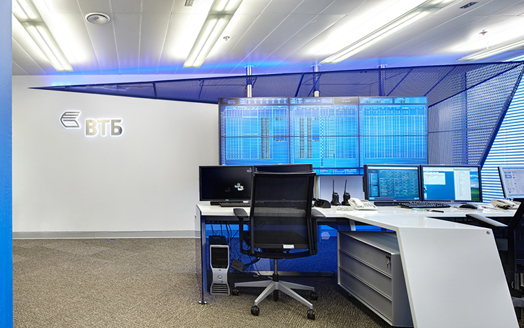 Дизайн офиса. офисы из проекта , фото №26464