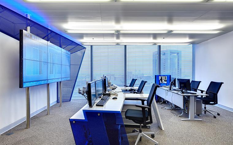 Дизайн офиса. офисы из проекта , фото №26465