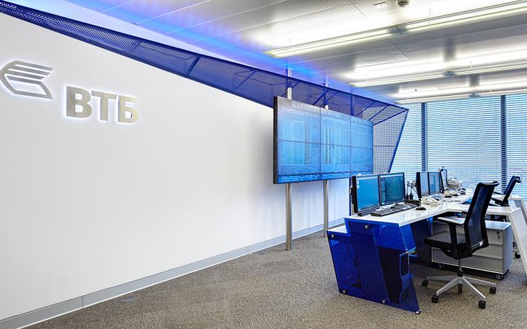 Дизайн офиса. офисы из проекта , фото №26466